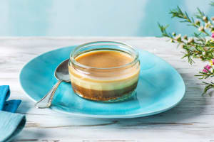 Gϋ Salted Caramel Cheesecakes image