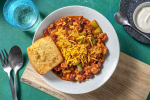 Game Day Beef Chilli image