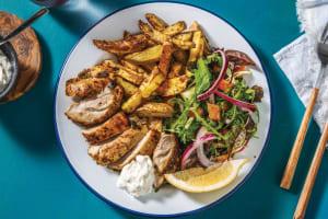 Garlic & Herb Charred Chicken image