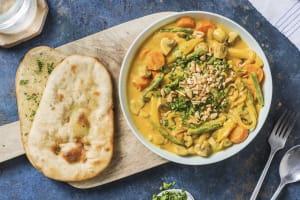 Gelbes Curry  mit Varoma Gemüse image
