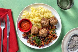 German Pork Meatballs image