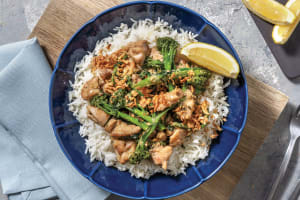 Ginger & Coconut Chicken Curry image