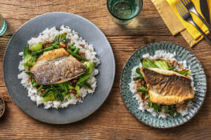 Ginger Green Onion Barramundi image