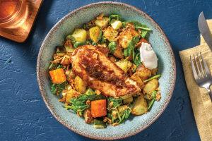 Ginger & Lemongrass Chicken image