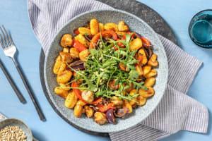 Gnocchipfanne mit Antipasti-Gemüse image