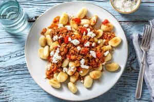 Gnocchi in Tomato Sauce image