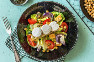 Goat's Cheese Fattoush image