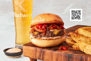 Gouda Vibes Burgers image