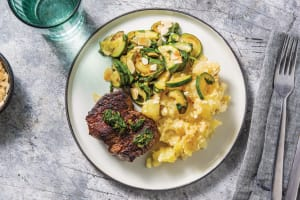 Greek Lamb Steaks image