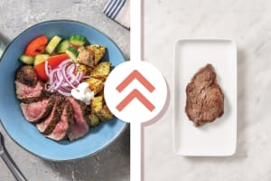 Greek Sirloin Steak Bowl image