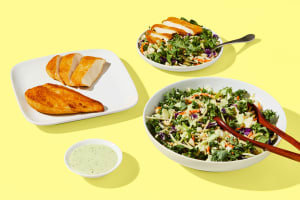 Green Goddess Salad & Fully Cooked Chicken image