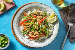 Green Thai Style Chicken Curry image