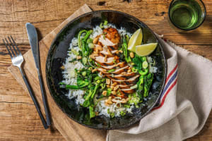 Grilled Soy Chicken with Honey image