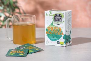 Groene thee met pure matcha image
