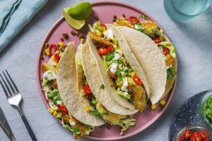 Gröna tacos image