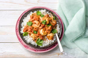 Palak's South Indian Shrimp Curry image