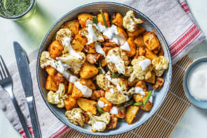 Harissa Chicken Breast and Roasted Cauliflower image