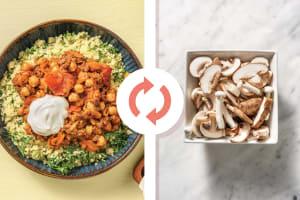 Harissa Lamb, Mushroom & Chickpeas image