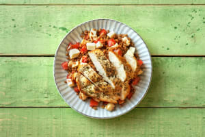 Herby Pan-Seared Chicken image
