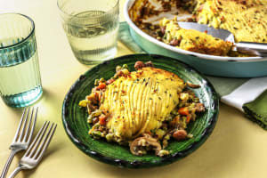 Hearty Vegetable Shepherd's Pie image