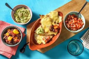 Hemlagade tortillachips image