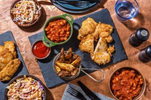 HFC: HelloFresh Fried Chicken image