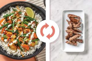 Hoisin Beef & Veggie Stir-Fry image