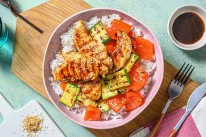 Hoisin Grilled Chicken image