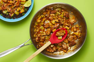 Hoisin Sriracha Pork & Pineapple Stir-Fry image