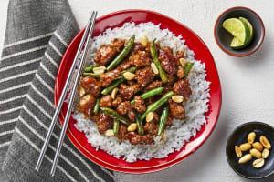 Hoisin Sriracha Pork Stir-Fry image