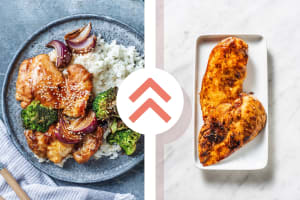 Hoisin Sticky Baked Chicken Breast image