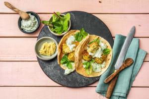 Homemade Falafel Pitas image