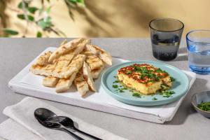 Honey Baked Oregano and Chilli Feta image