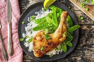 Honey Lemongrass Chicken Legs image