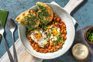 Indian Baked Eggs image