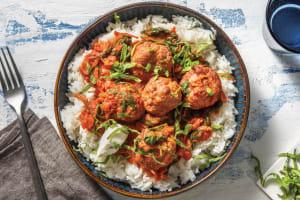 Indian Beef Kofta Curry image