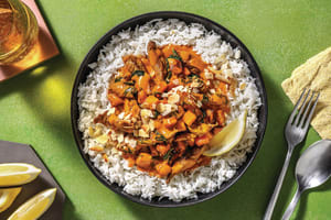 Indian Coconut Beef Curry image