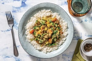 Easy Indian Lamb & Veggie Curry image
