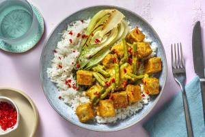 Indonesian Spiced Tofu Curry image