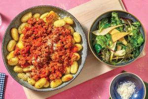 Italian Beef & Gnocchi Bolognese image