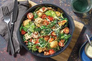 Italian Chicken Salad & Bacon Croutons image