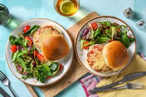 Italian Lamb Burgers image