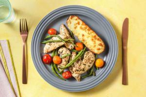 Italian Sheet Pan Chicken Dinner image