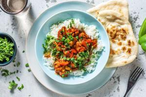 Jalfrezi Style Chicken Curry image