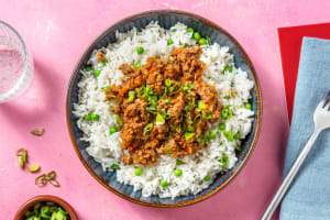Jamaican Curry Beef Bowl image