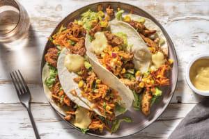 Jamaican Jerk Chicken Tacos image