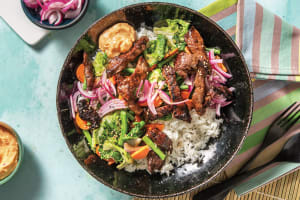 Japanese Beef Rice Bowl image