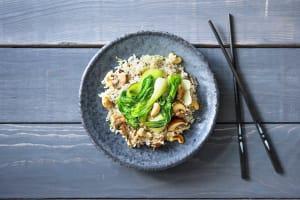 Japanese Mushroom Rice image