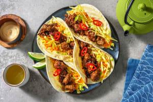 Japanske tacos image