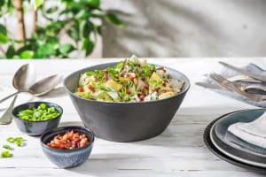 Kartoffelsalat mit knusprigem Bacon image